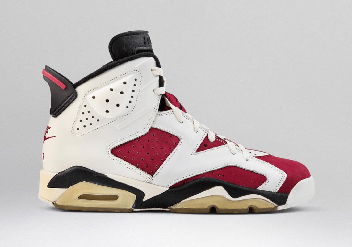 Air Jordan 6 Carmine CT8529-106