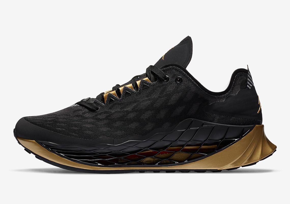 Jordan Trunner Ultimate Black Gold