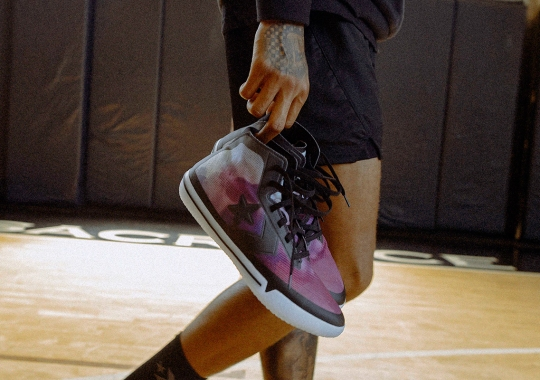 """Kelly Oubre Jr. And Converse Team Up For The All Star Pro BB """"Soul Collection"""""""