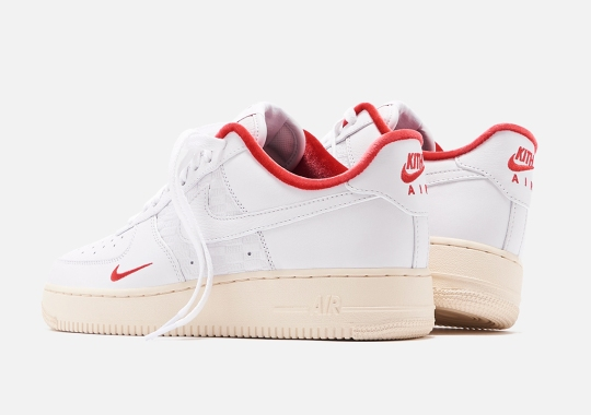 KITH Commemorates Opening Of New Tokyo Store With Exclusive Nike Air Force 1 Release