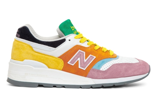 "New Balance 997 ""Multi-Color"" Dropping In August"