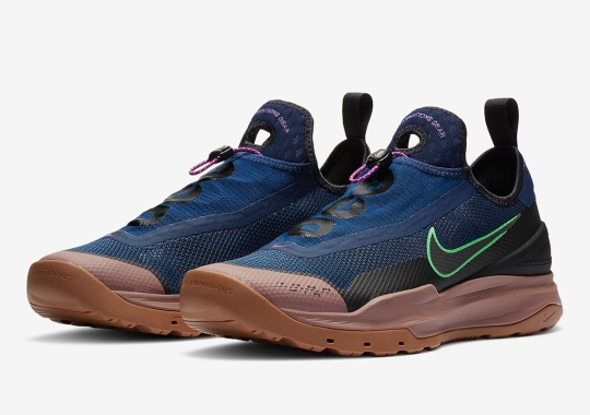 Nike ACG Presents The Air Zoom AO As The Ultimate Summer Hiker