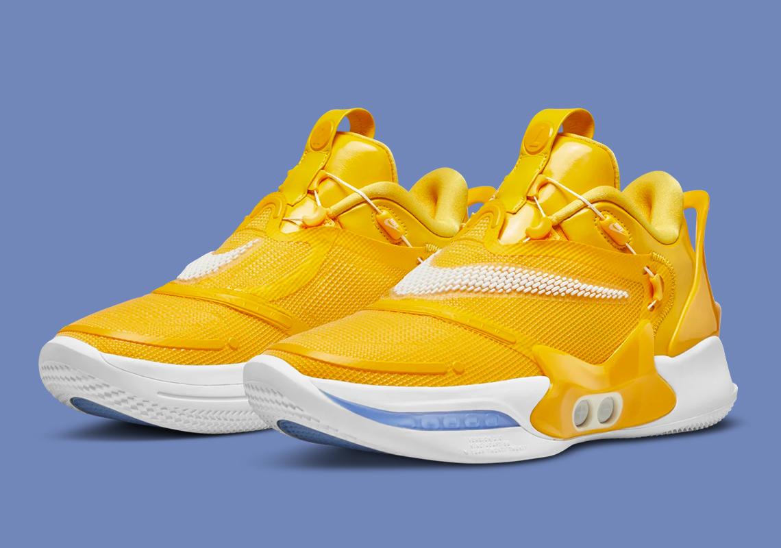Nike Adapt BB 2.0 GE Gold Winner's