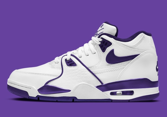 "The Nike Air Flight 89 ""Court Purple"" Is Coming Soon"