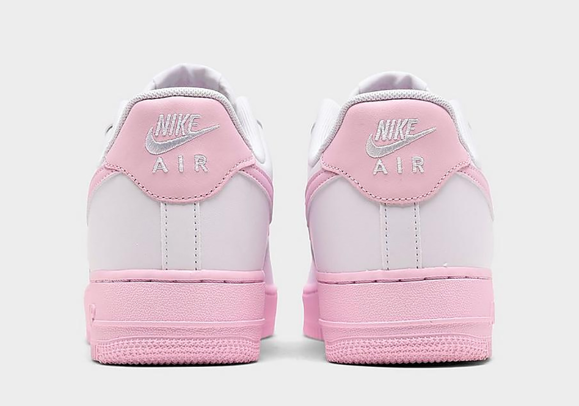 Nike Air Forece 1 Low White Pink Foam CK7663-100 ...