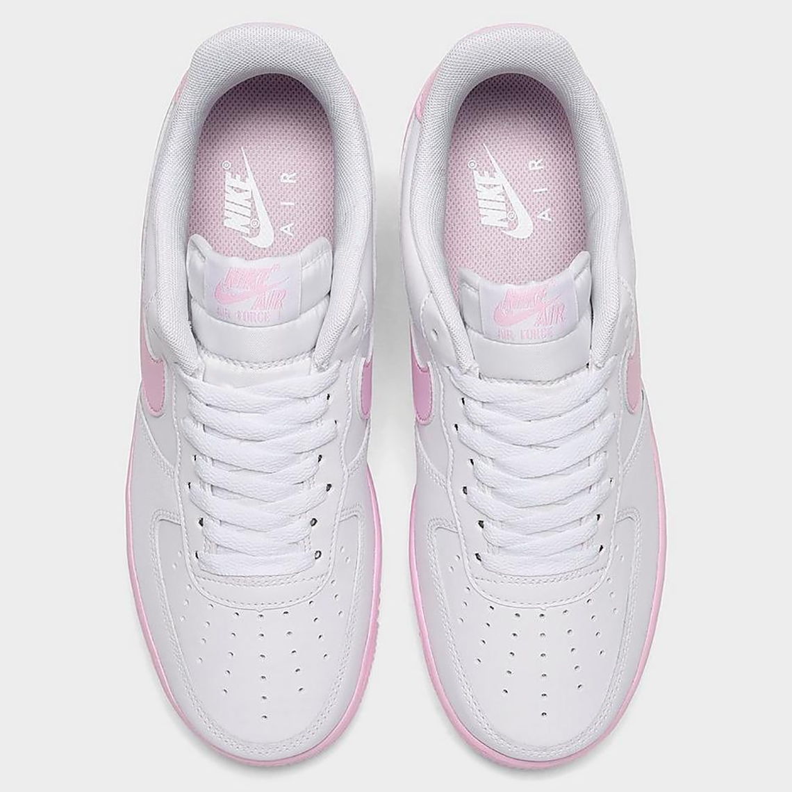 Nike Air Forece 1 Low White Pink Foam