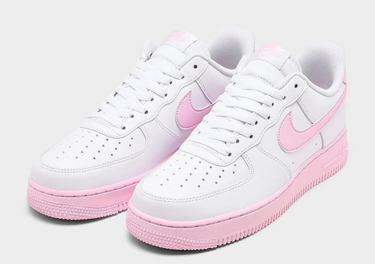 """The Nike Air Force 1 Low """"Pink Foam"""" Is Available Now"""