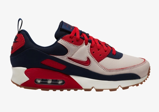 "Nike's Air Max 90 Jewel ""Home and Away"" Capsule Reveals A Third Colorway"