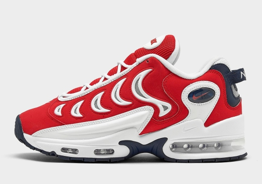The Nike Air Metal Max Gets A USA Themed Colorway