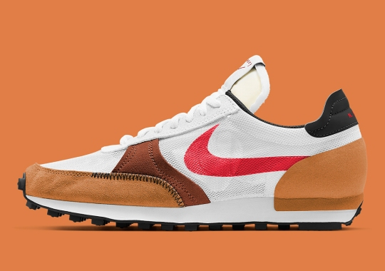 The Nike Daybreak Type Gets Spiced Up With Colors Of Curry
