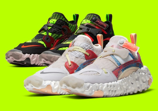 Nike ISPA To Debut The OverReact On July 9th
