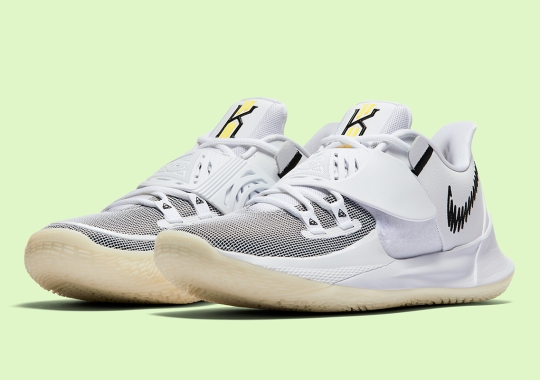 First Look At The Nike Kyrie Low 3