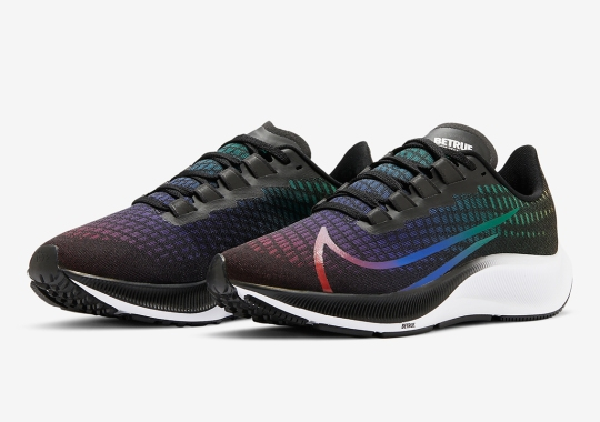 The Nike Pegasus 37 Joins The 2020 BeTrue Collection