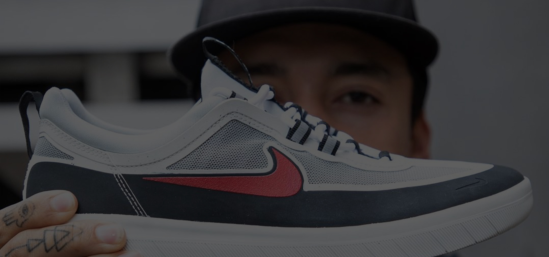Nyjah Huston, Earth's Greatest Skater, Is Ready To Ride His Second Nike Shoe