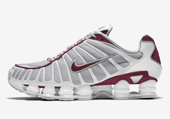 The Nike Shox TL Mixes In Colors Of The Lower Merion Aces