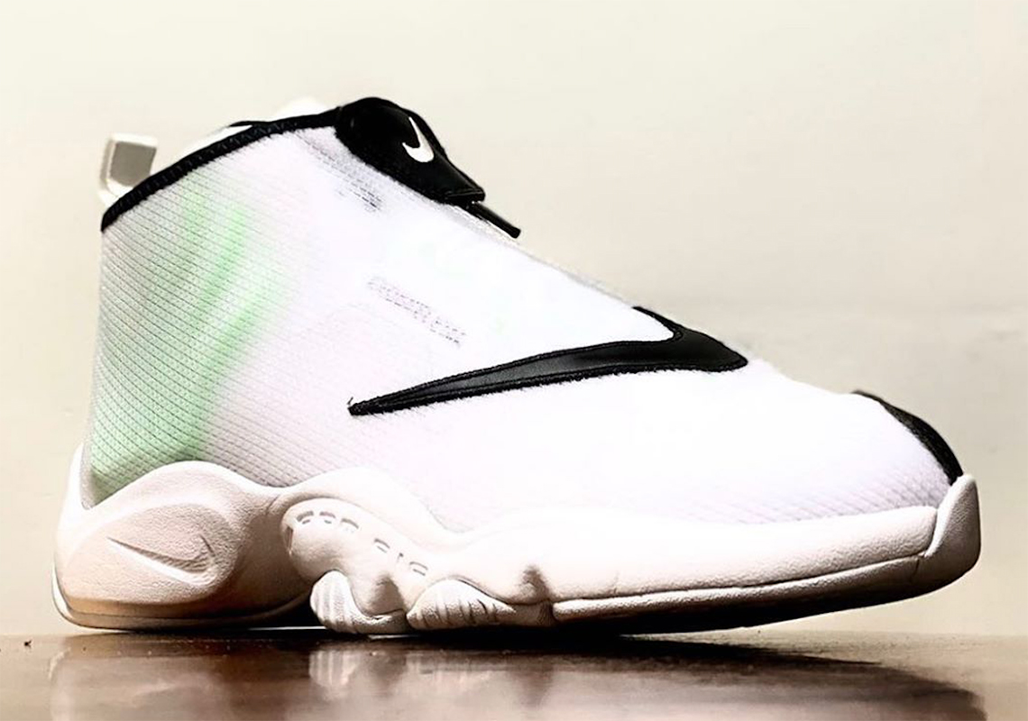 Nike Zoom Flight The Glove White Black