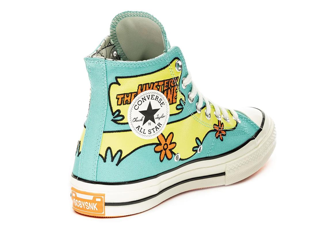 Scooby Doo x Converse Chuck 70 Collab Dropping Soon: Photos