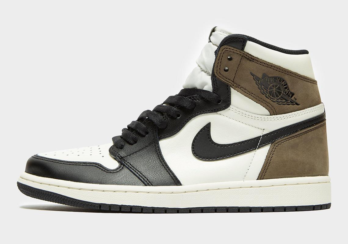 Air Jordan 1 High Dark Mocha 555088-105 | SneakerNews.com