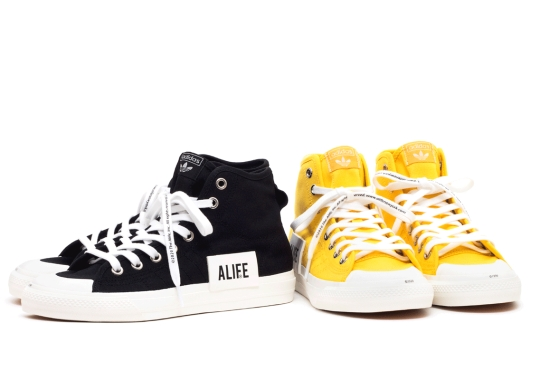 adidas Originals And Alife® Drop Another Nizza Hi Collaboration On July 17th