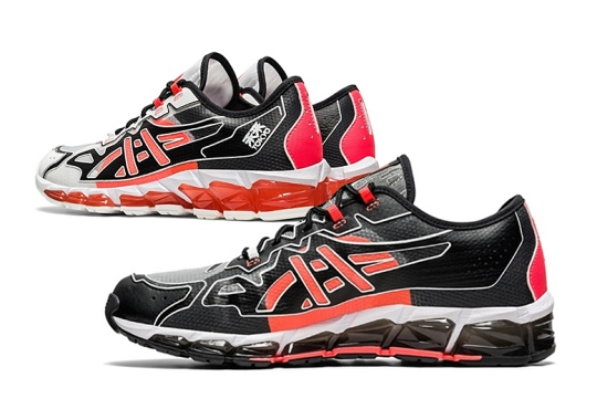 ASICS Introduces The GEL-Quantum 360 6 With Tokyo-Inspired Colorways