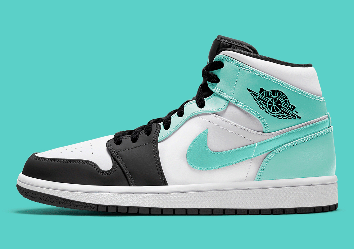 air jordan 1 mind verde acqua