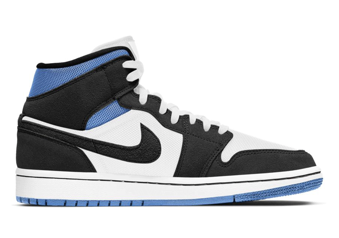 Air Jordan 1 Mid WMNS BQ6472-102 Release Date | SneakerNews.com