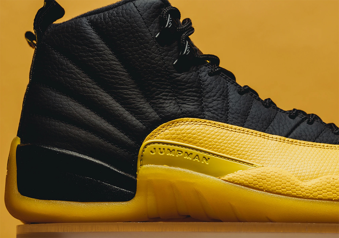Air Jordan 12 University Gold Release Reminder Sneakernews Com