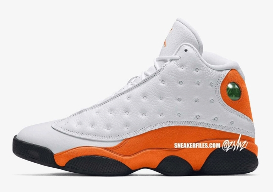 "Air Jordan 13 ""Starfish"" Set For A January 2021 Release"