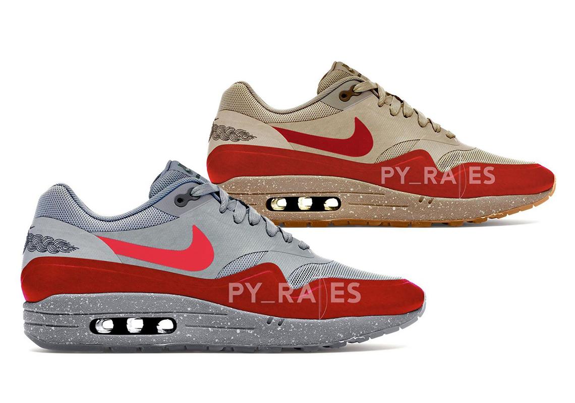 CLOT Nike Air Max 1 Spring 2021 Release Info Crumpe