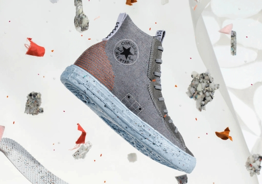 Converse Implements Space Hippie Engineering Into The Chuck Taylor All Star Crater