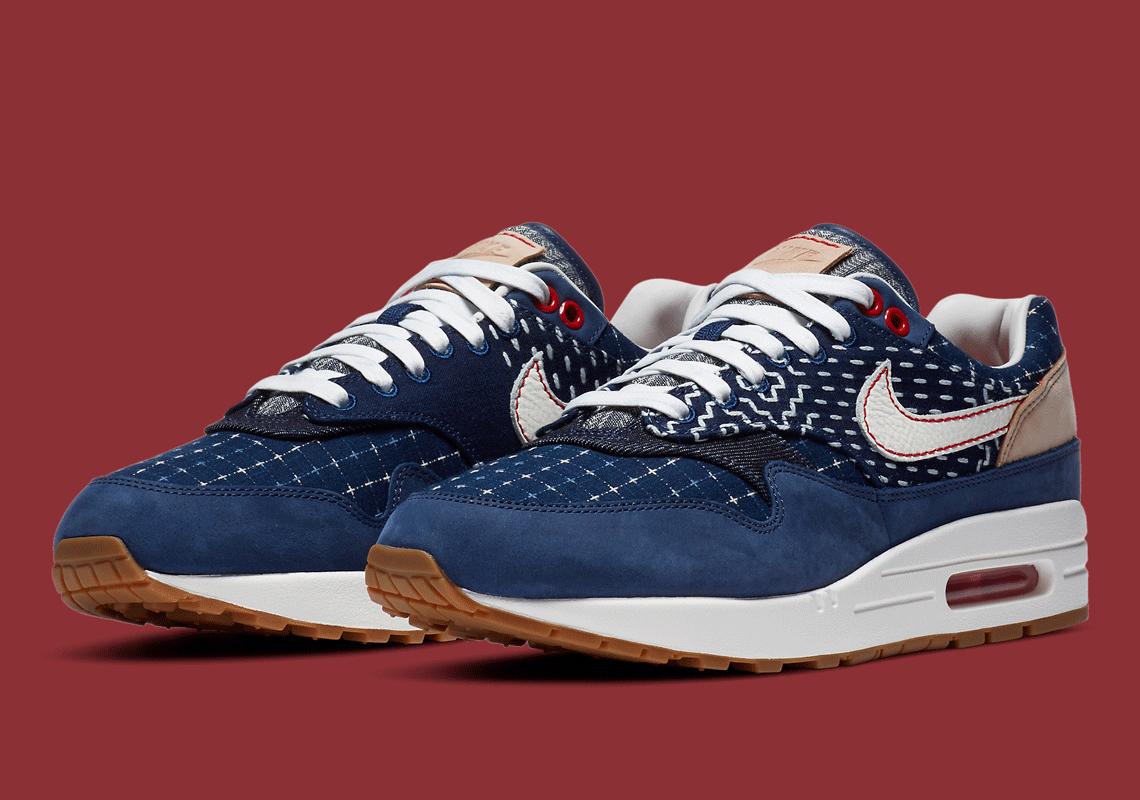DENHAM Nike Air Max 1 CW7603-400