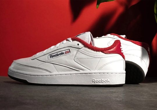 Eric Emanuel Adds Terry Lining To The Reebok Club C