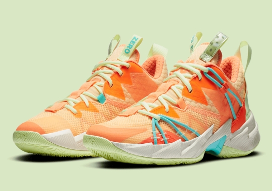 "The Jordan Why Not Zer0.3 SE ""Atomic Orange"" Releases July 15th"