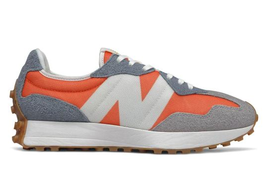 This New Balance 327 In Citrus Tones Launches On July 11th