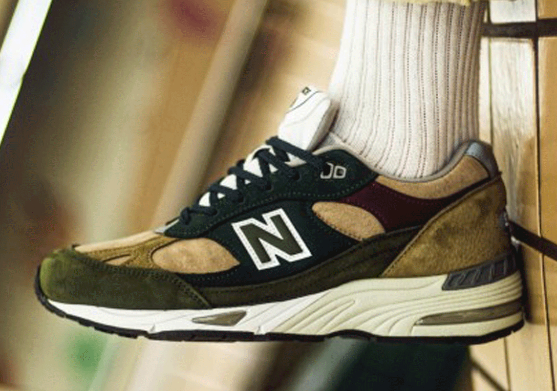 new balance 991 estate