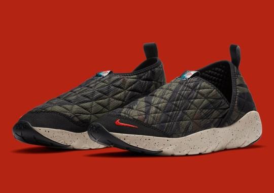 The Nike ACG Moc 3.0 Celebrates Mt. Fuji
