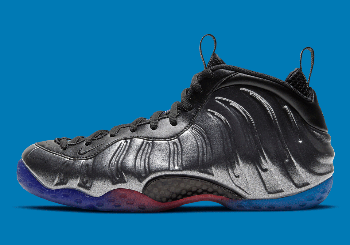 New Nike Foamposite One Royal Blue Gray US 9.5 10 12 13 ...