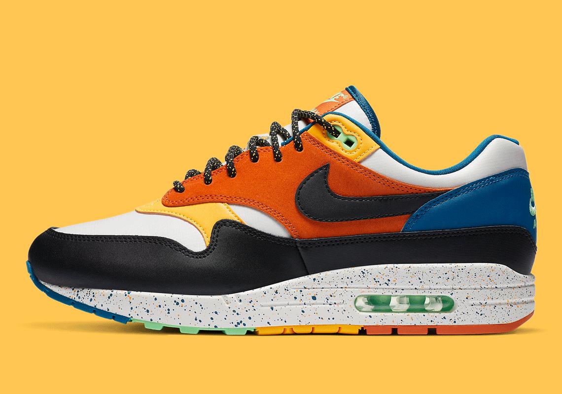 Nike Air Max 1 Multicolor CZ8140-001