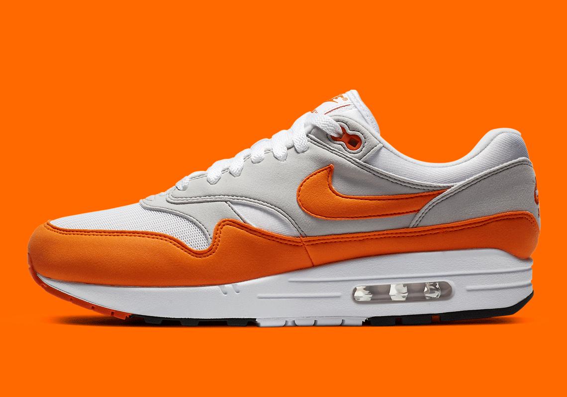 nike air max orange