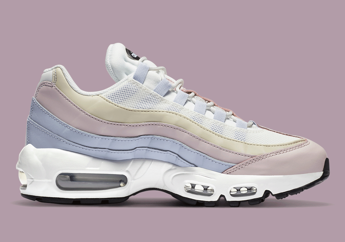 air max 95 donna rosse