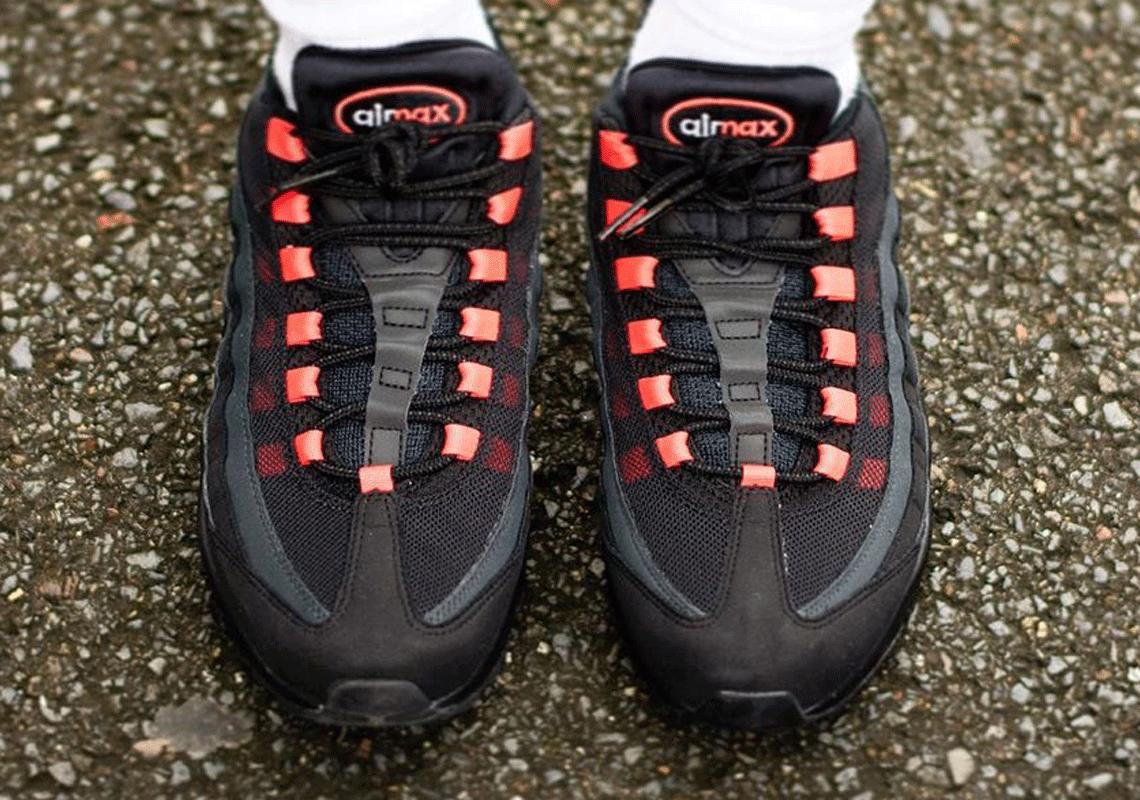 Nike Air Max 95 Laser Crimson DA1513