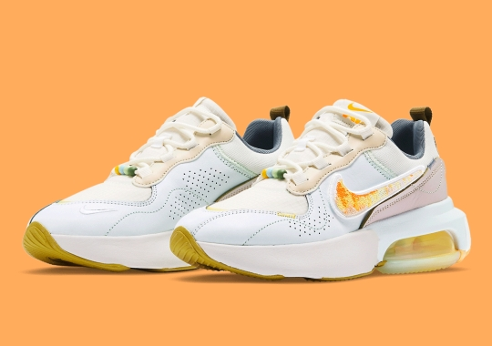 The Women's Nike Air Max Verona Emerges With Sequins And Beads