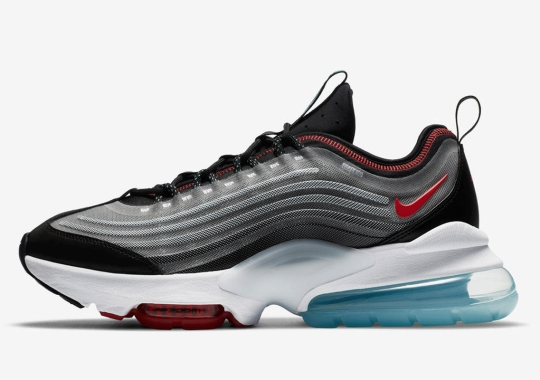 The Nike Air Max ZM950 Combines Two Prized Air Packages