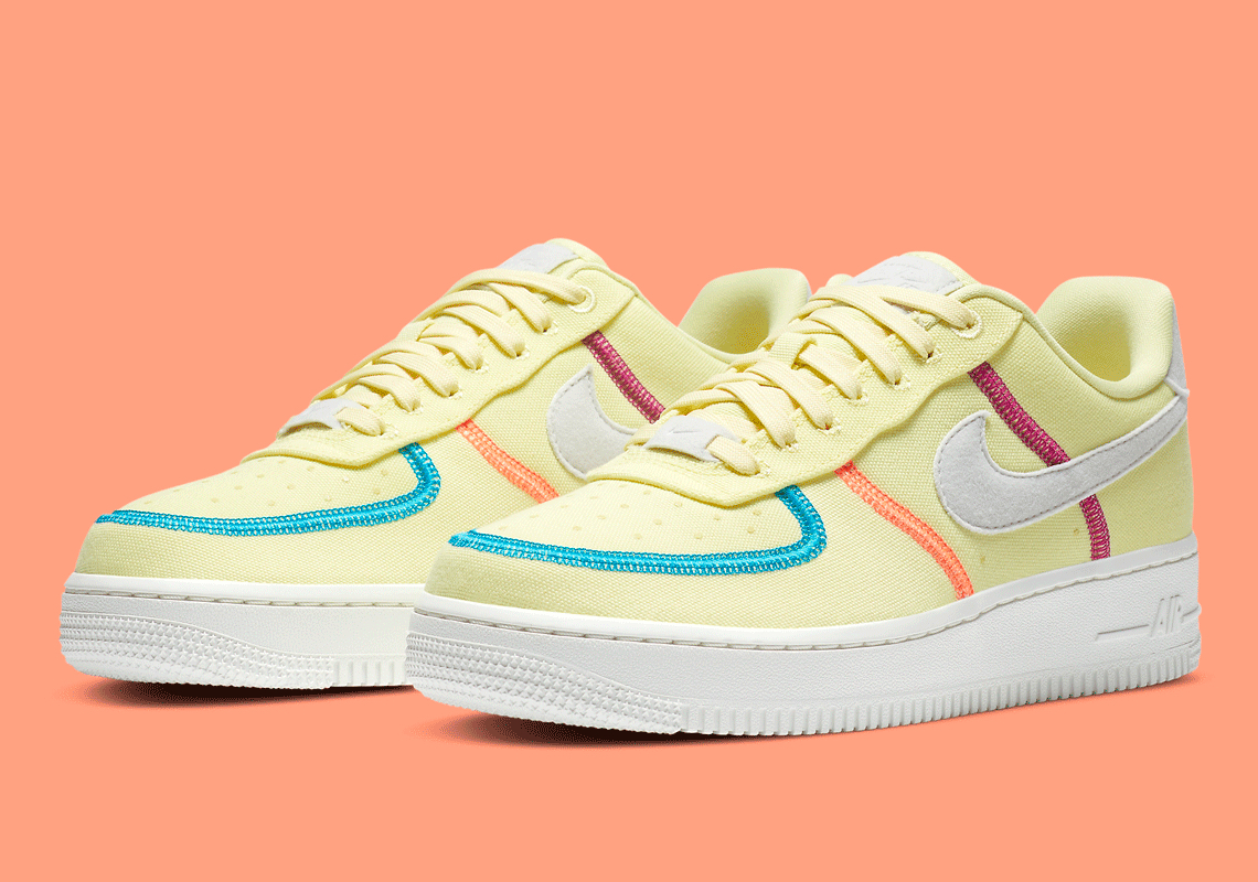 Nike Air Force 1 Life Lime CK6572-700