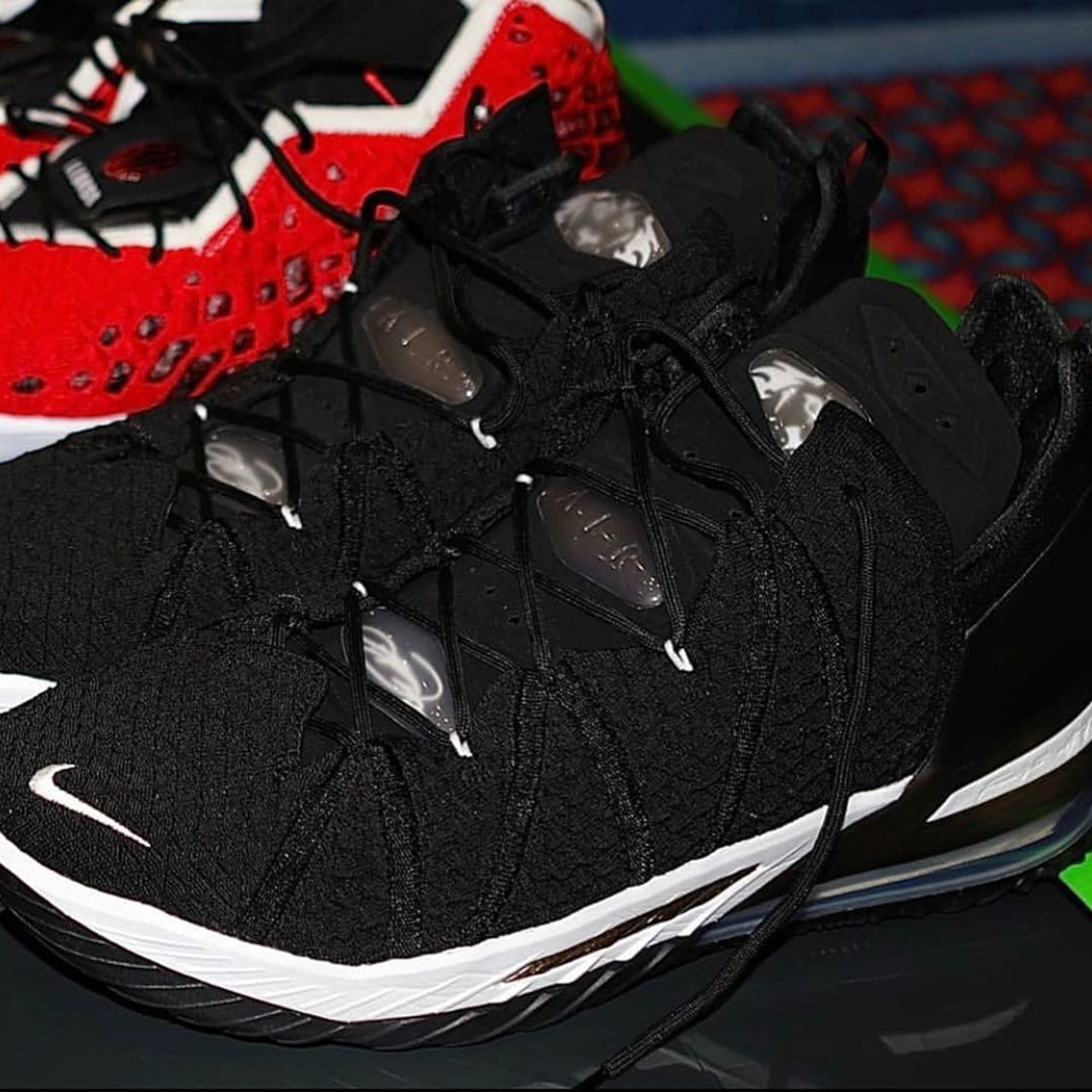 Nike LeBron 18 Release Info