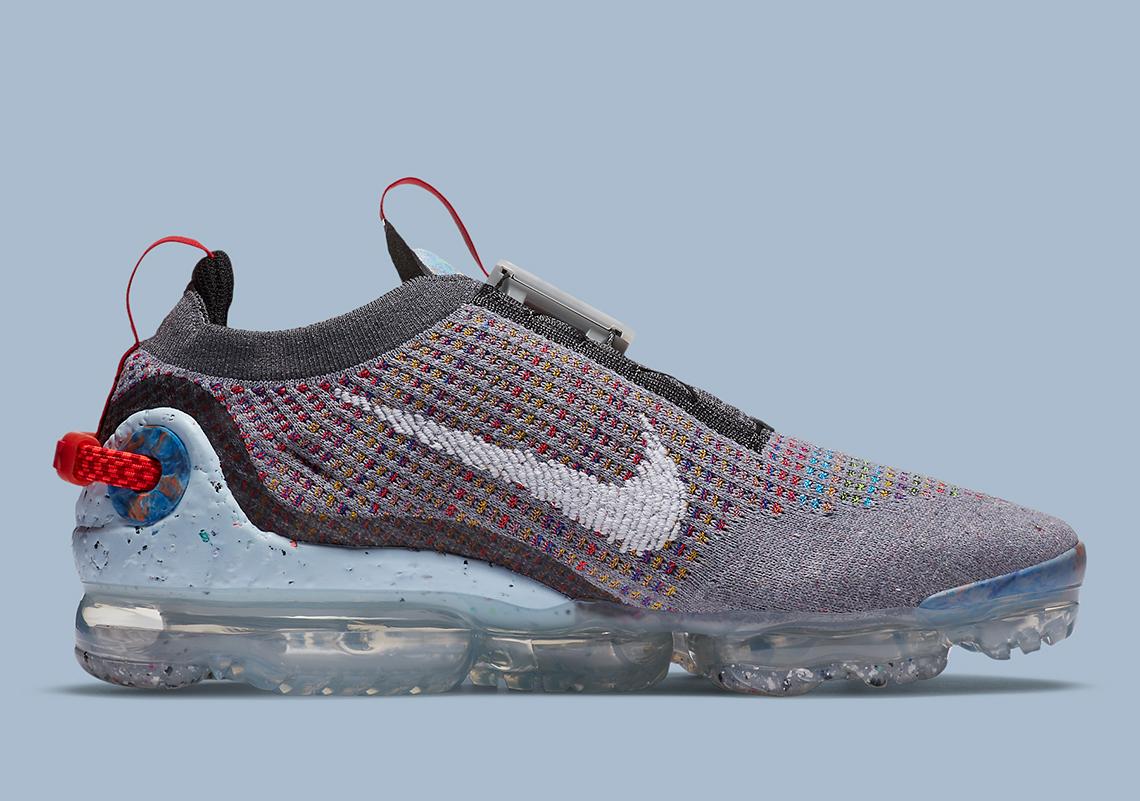 Nike Vapormax Flyknit 2020 Smoke Grey