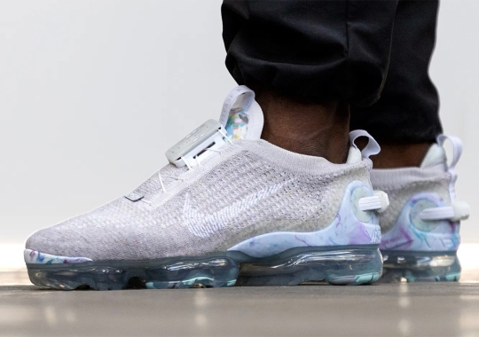 "The Nike Vapormax 2020 ""Summit White"" Is Arriving On August 6th"