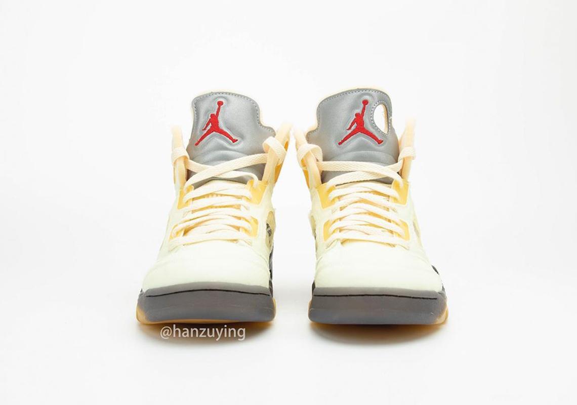 off-white air Jordan 5