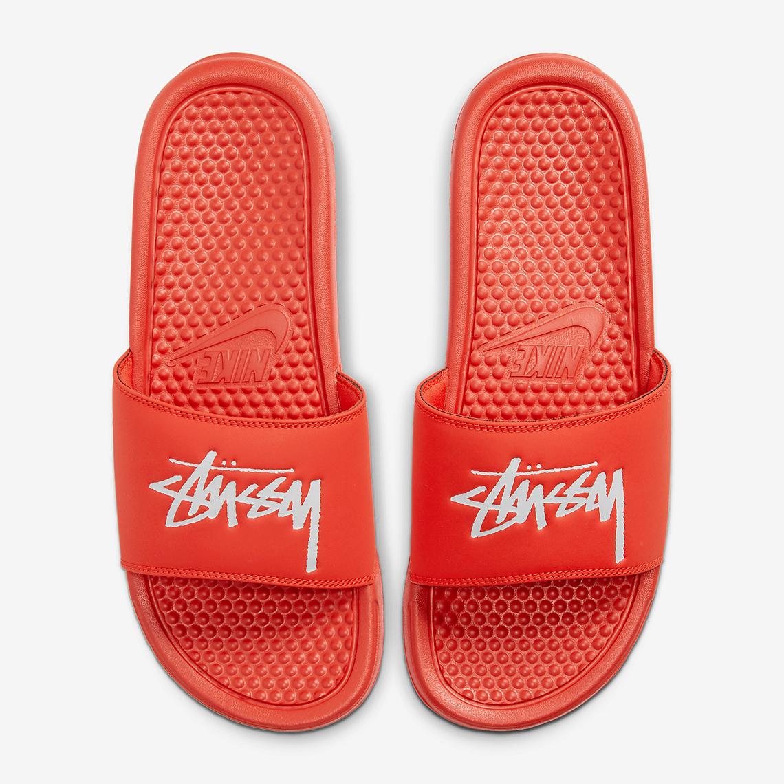 Stussy Nike Benassi Slide Release Date