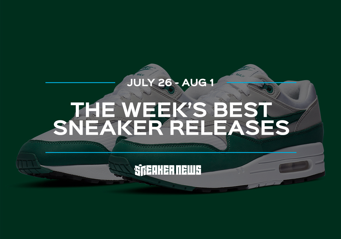 Sneaker News Best Releases July 26th